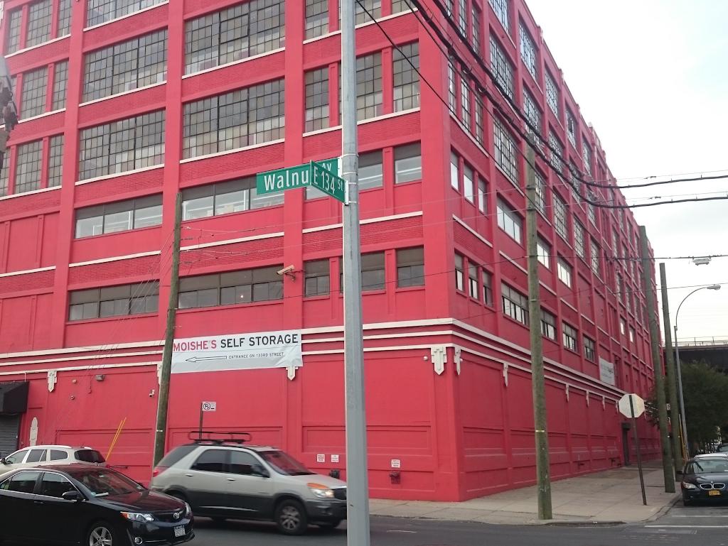 Moishes Self Storage - storage  | Photo 4 of 10 | Address: 840 E 134th St, Bronx, NY 10454, USA | Phone: (718) 993-5650