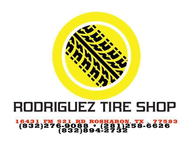Rodriguez Tire shop - car repair  | Photo 7 of 8 | Address: 16431 FM 521 Rd, Rosharon, TX 77583, USA | Phone: (832) 894-2732