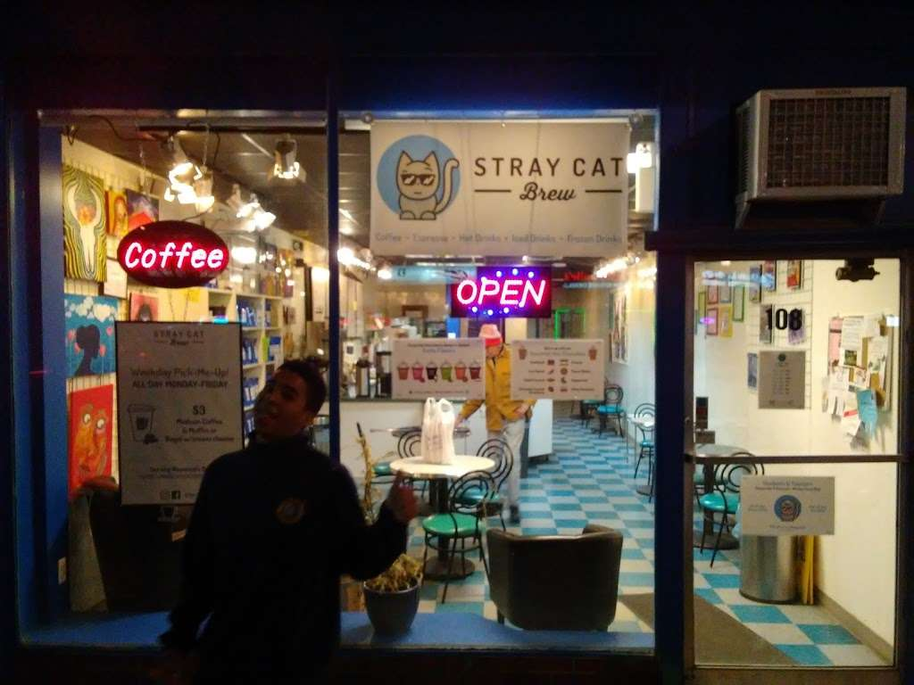 Stray Cat Brew - cafe  | Photo 3 of 10 | Address: 108 W Pleasant Ave, Maywood, NJ 07607, USA | Phone: (201) 682-6306
