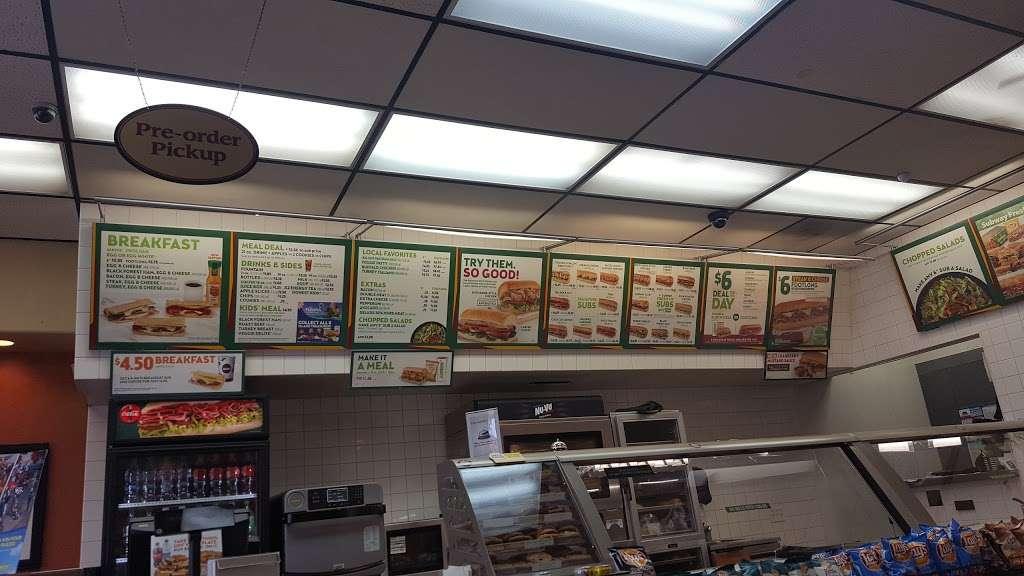 Subway Restaurants - restaurant  | Photo 6 of 9 | Address: 12865 Mountain Ave A, Chino, CA 91710, USA | Phone: (909) 628-3815