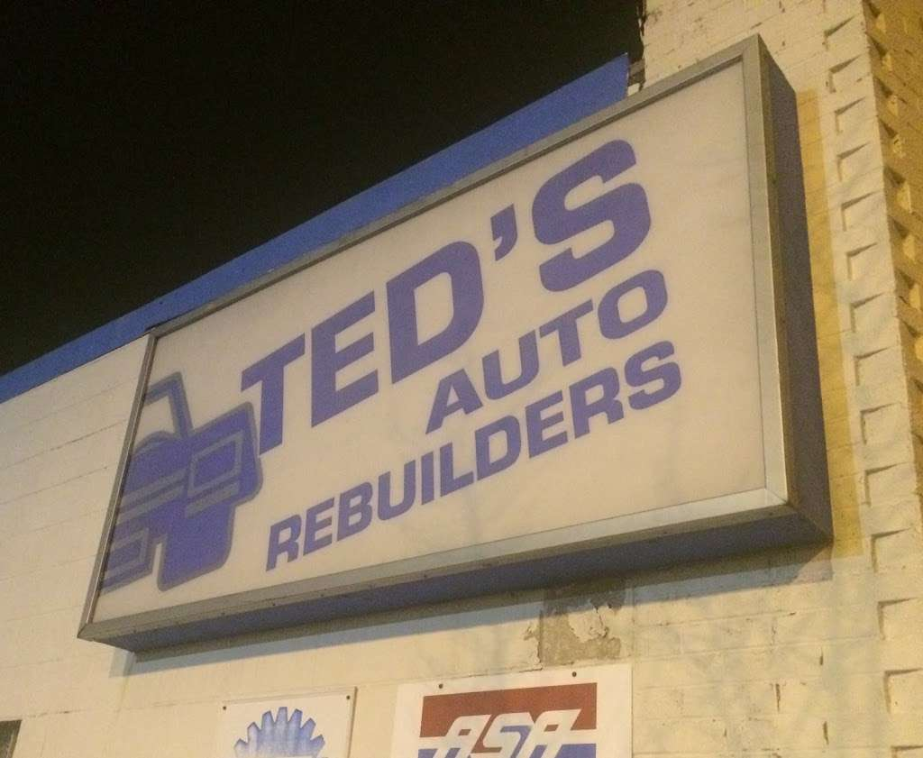 Teds Auto Body Rebuilders - car repair  | Photo 1 of 1 | Address: 8140 W Grand Ave, River Grove, IL 60171, USA | Phone: (708) 452-8259