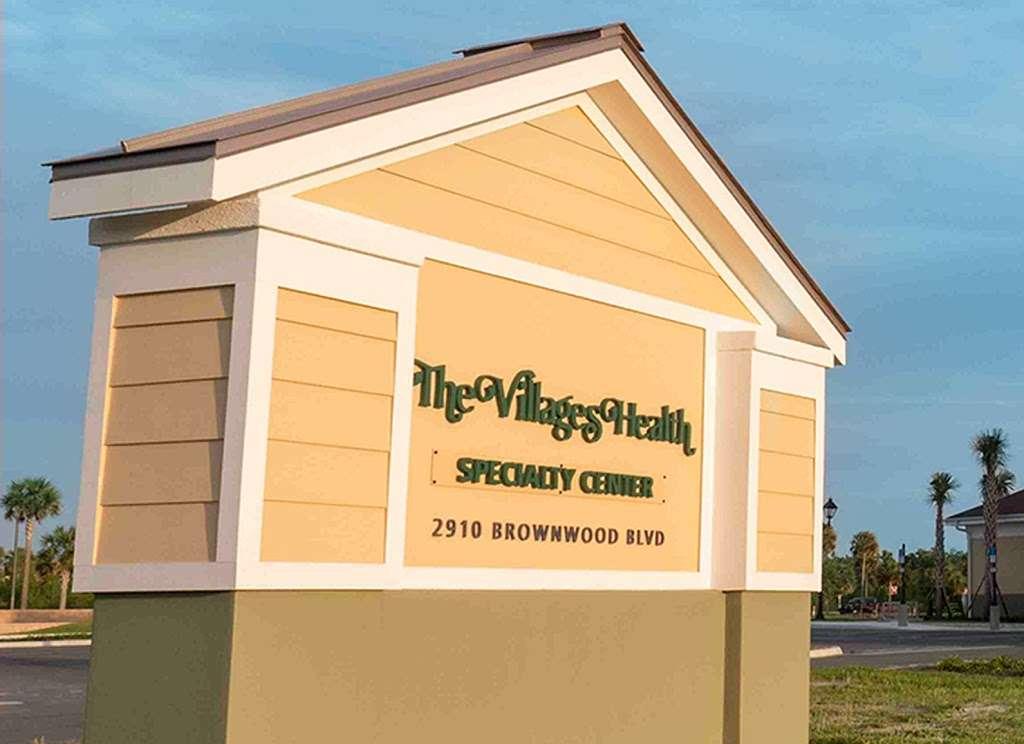 The Villages Health Brownwood Care Center, 2910 Brownwood ...
