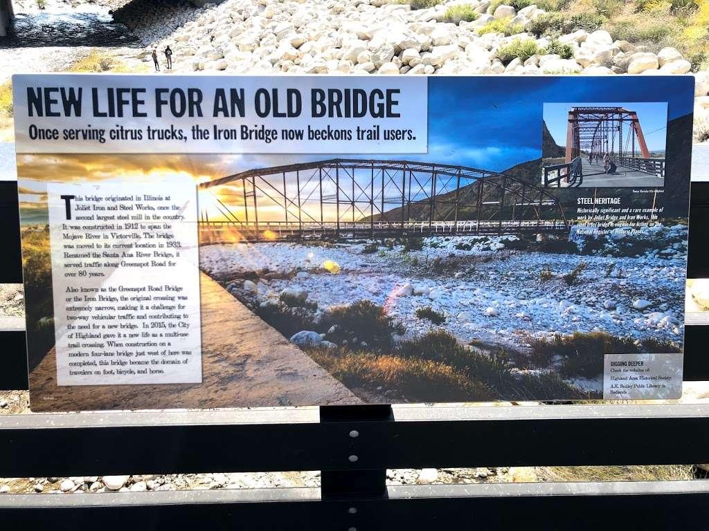 Greenspot Road Bridge - museum  | Photo 4 of 10 | Address: Highland, CA 92346, USA