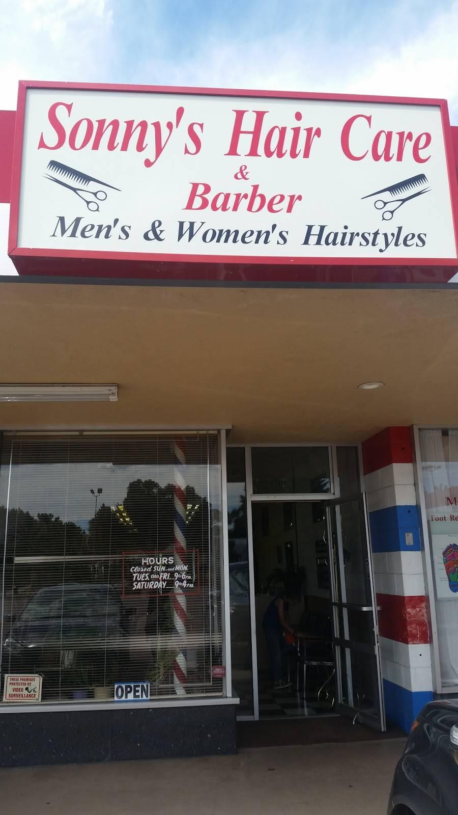 Sonnys Hair Care - hair care    Photo 2 of 2   Address: 1857 N Circle Dr, Colorado Springs, CO 80909, USA   Phone: (719) 636-1488