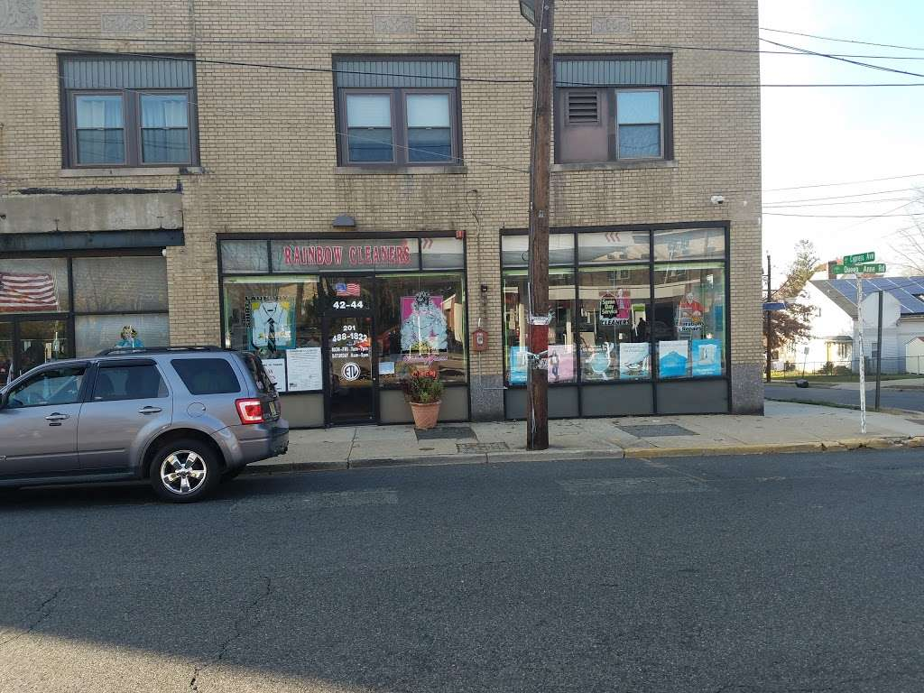 Rainbow Cleaners & Tailors - laundry  | Photo 1 of 2 | Address: 44 Queen Anne Rd, Bogota, NJ 07603, USA | Phone: (201) 488-1822