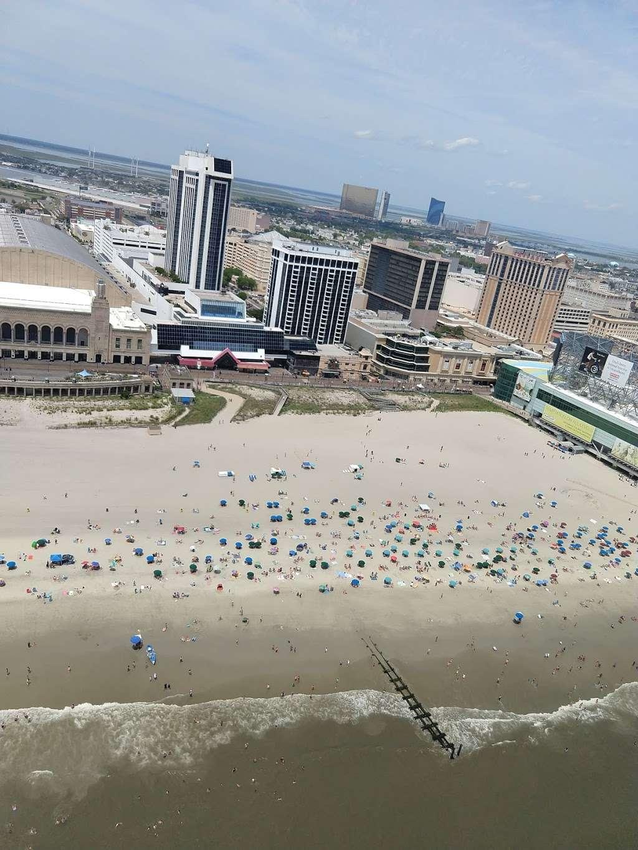 Steel Pier Helicopters - airport  | Photo 4 of 10 | Address: 1000 Boardwalk, Atlantic City, NJ 08401, USA | Phone: (732) 245-3306