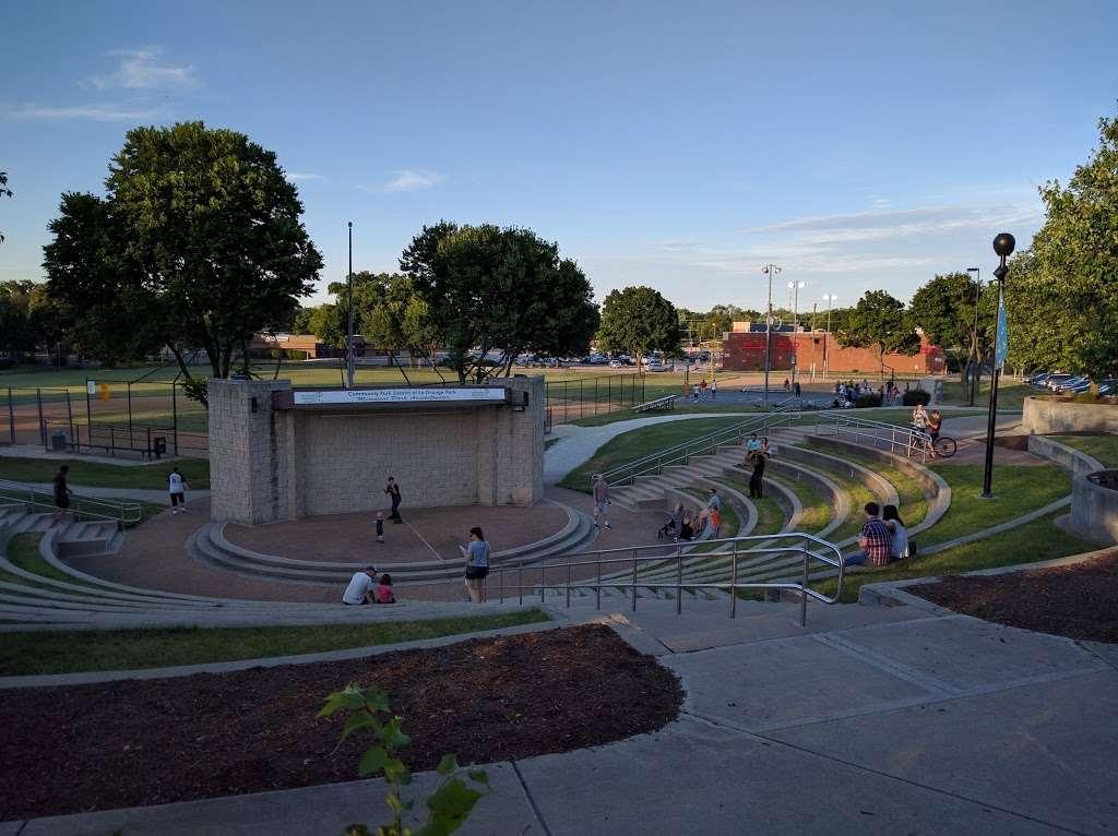 Memorial Park - park  | Photo 6 of 10 | Address: La Grange Park, IL 60526, USA