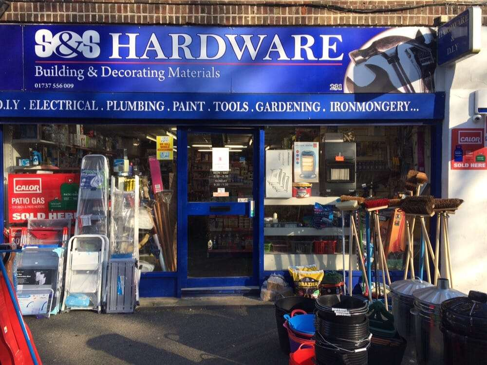 S&S Hardware - hardware store  | Photo 3 of 9 | Address: 231 Coulsdon Rd, Coulsdon CR5 1EN, UK | Phone: 01737 556009