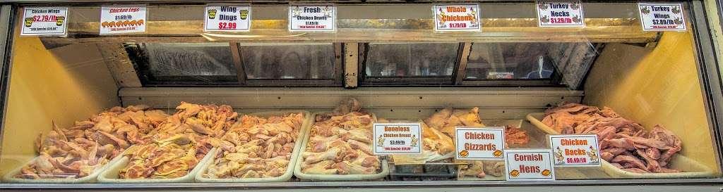 Sams Wadsworth Meat Market - store  | Photo 6 of 10 | Address: 1524 Wadsworth Ave, Philadelphia, PA 19150, USA | Phone: (215) 248-5005