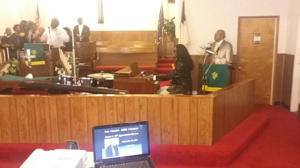 Lee Chapel AME Church - church    Photo 8 of 10   Address: 3231 Hatcher St, Dallas, TX 75215, USA   Phone: (214) 428-6601