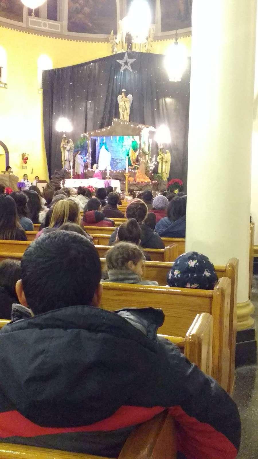 St Anthonys Catholic Church Parish Office - church    Photo 7 of 10   Address: 1510 S 49th Ct, Cicero, IL 60804, USA   Phone: (708) 652-0231