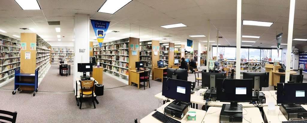 Fairbanks Library - library  | Photo 1 of 10 | Address: 7122 Gessner Rd, Houston, TX 77040, USA | Phone: (713) 466-4438