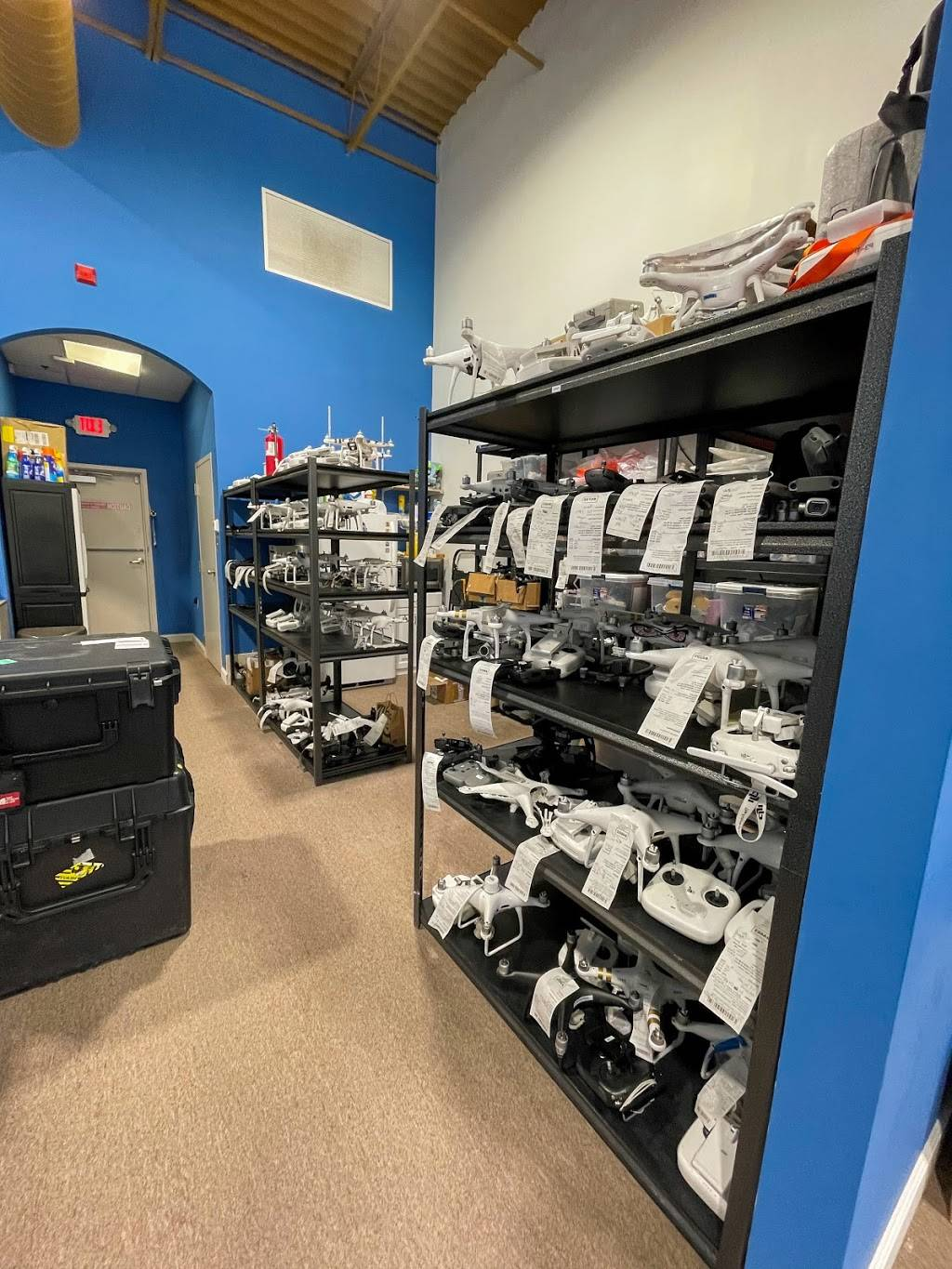 Drones Plus - electronics store  | Photo 2 of 6 | Address: 8549 Gaylord Pkwy #105, Frisco, TX 75034, USA | Phone: (469) 757-4497