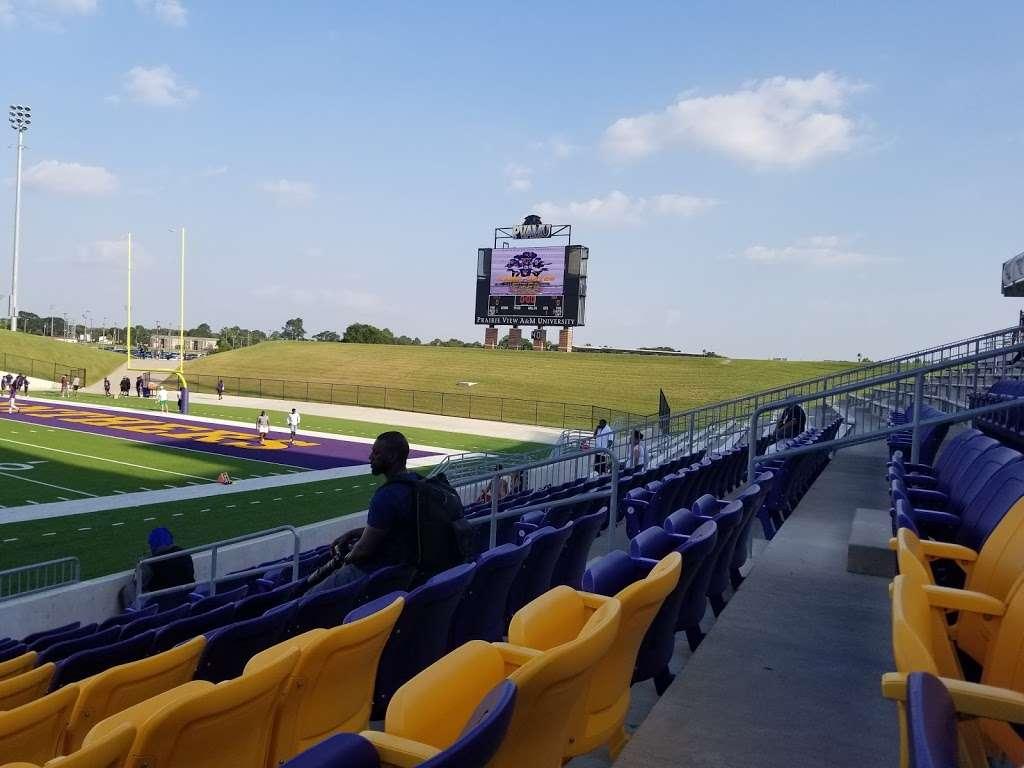 PVAMU - Panther Stadium - stadium  | Photo 10 of 10 | Address: 1600 Stadium Dr, Prairie View, TX 77445, USA | Phone: (936) 261-9100