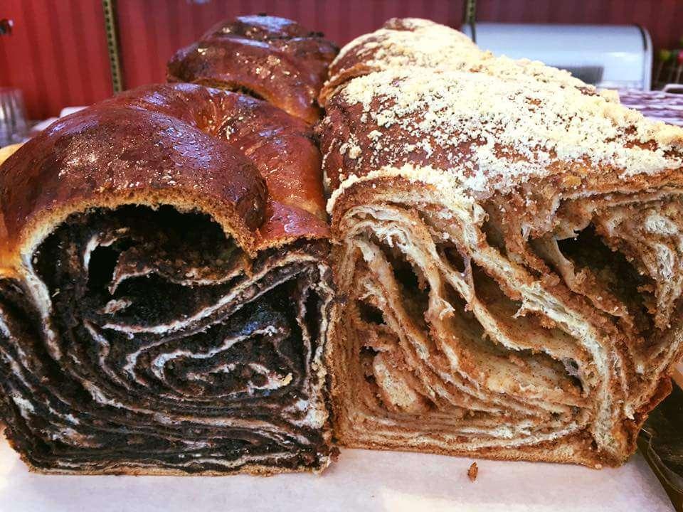 Gombos Heimishe Bakery - bakery    Photo 8 of 10   Address: 328 Kingston Ave, Brooklyn, NY 11213, USA   Phone: (718) 771-7701