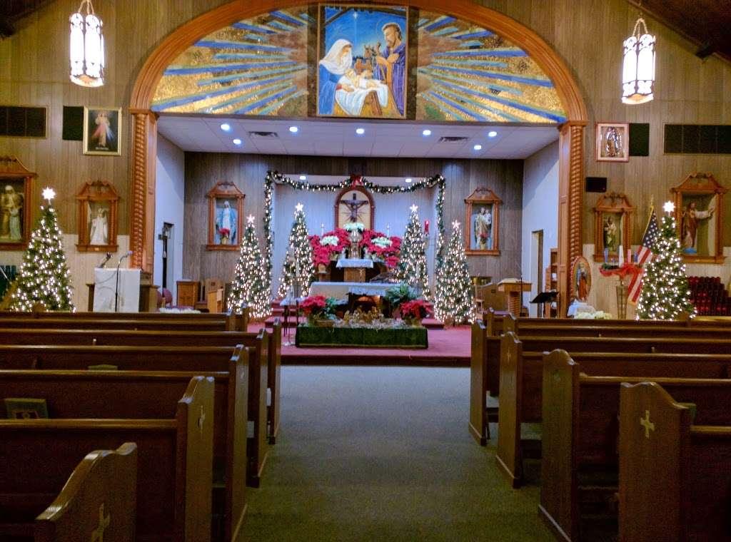 Holy Family Roman Catholic Church - church  | Photo 1 of 9 | Address: 210 Monroe St, Linden, NJ 07036, USA | Phone: (908) 862-1060
