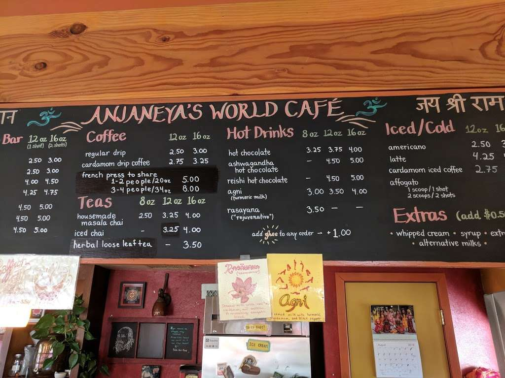 Anjaneyas World Cafe - cafe  | Photo 4 of 6 | Address: Unnamed Road, Watsonville, CA 95076, USA