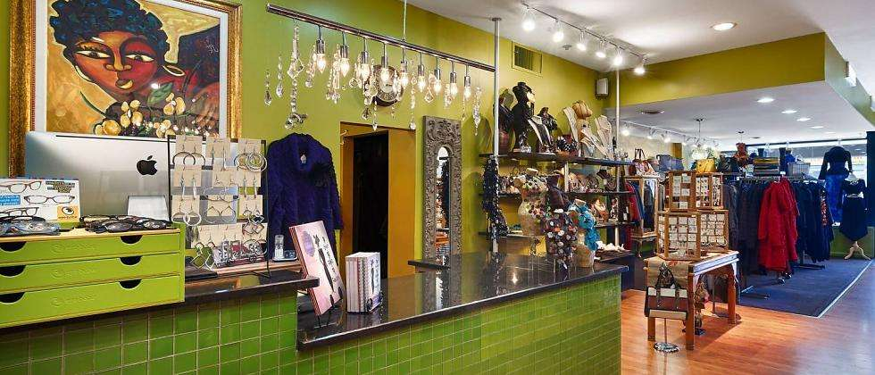 Essential Elements-Chicago, Ltd. - clothing store  | Photo 2 of 10 | Address: 1640 E 87th St, Chicago, IL 60617, USA | Phone: (773) 978-1200