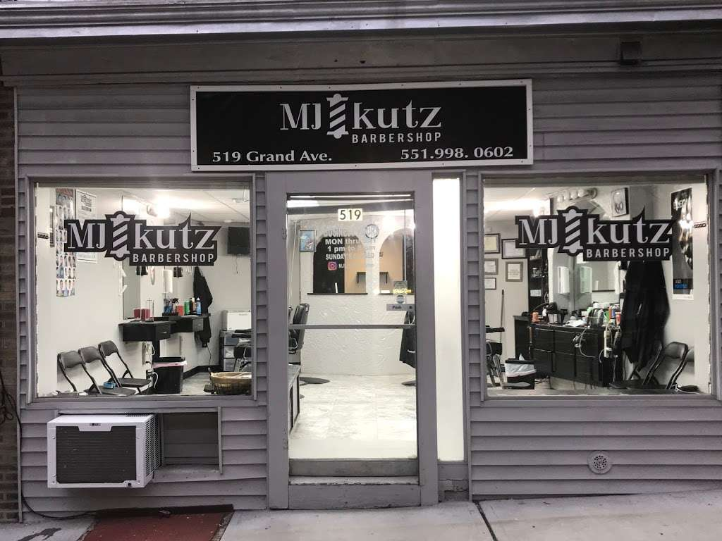 MJ KUTZ BARBERSHOP - hair care  | Photo 1 of 4 | Address: 519 Grand Ave, North Bergen, NJ 07047, USA | Phone: (551) 998-0602
