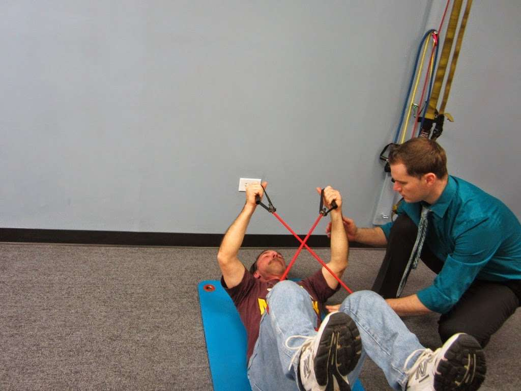 React Spine and Sports Institute - health  | Photo 10 of 10 | Address: 1824 Johns Dr, Glenview, IL 60025, USA | Phone: (224) 432-5276