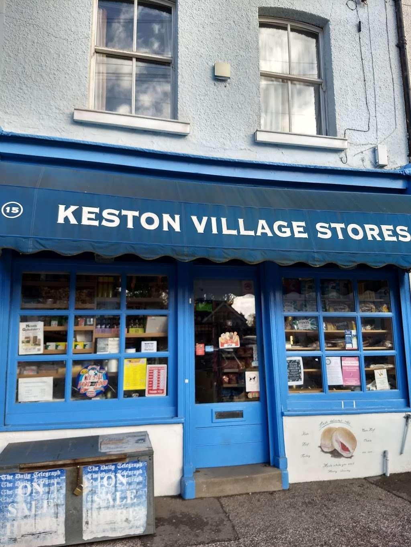 Keston Village Store - convenience store  | Photo 2 of 4 | Address: 15 Heathfield Rd, Bromley, Keston BR2 6BG, UK | Phone: 020 8289 8622