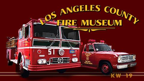 The Los Angeles County Fire Museum - museum  | Photo 1 of 9 | Address: 16400 Bellflower Blvd, Bellflower, CA 90706, USA | Phone: (562) 925-0234