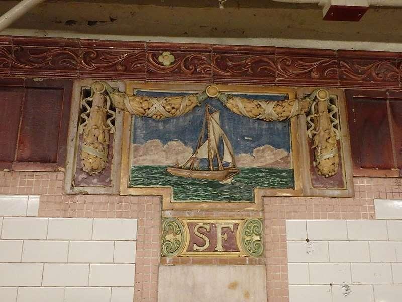 South Ferry Station - transit station  | Photo 4 of 10 | Address: New York, NY 10004, USA