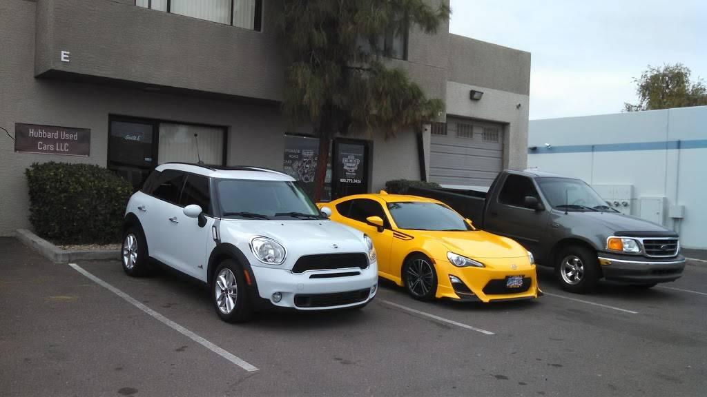 Hubbard Used Cars LLC - car dealer  | Photo 1 of 1 | Address: 770 N Monterey St, Gilbert, AZ 85233, USA | Phone: (480) 648-8236