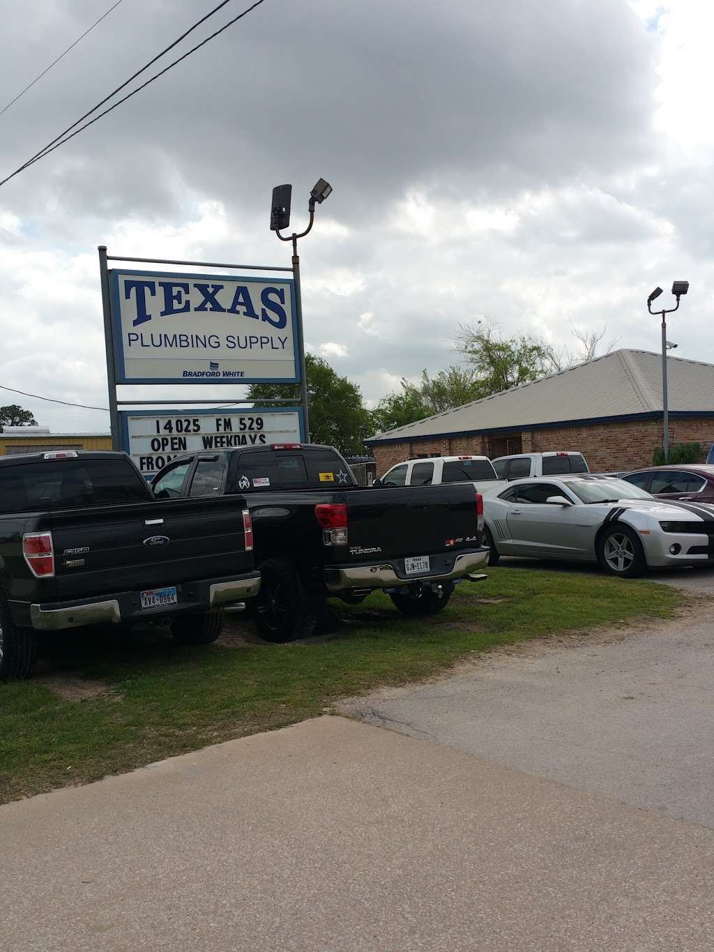 Texas Plumbing Supply - Hardware store | 14025 Farm to