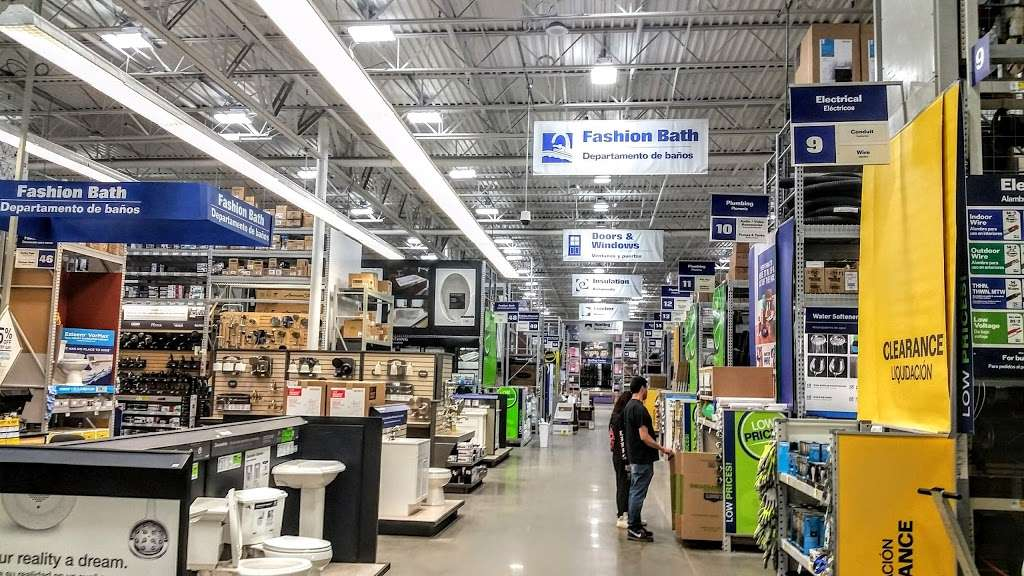 Lowes Home Improvement - hardware store  | Photo 6 of 10 | Address: 7801 Tonnelle Ave, North Bergen, NJ 07047, USA | Phone: (201) 662-0932