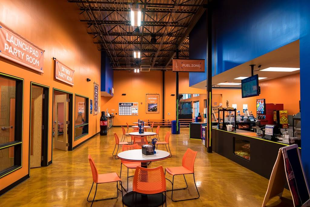 Sky Zone Trampoline Park - amusement park  | Photo 7 of 10 | Address: 1572-A, Highwoods Blvd, Greensboro, NC 27410, USA | Phone: (336) 550-1800