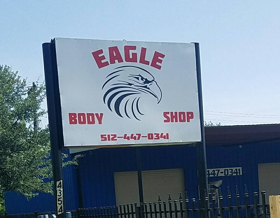 Eagle Body Shop & Collision Center - car repair  | Photo 1 of 1 | Address: 4354 Dacy Ln, Buda, TX 78610, USA | Phone: (512) 295-2325