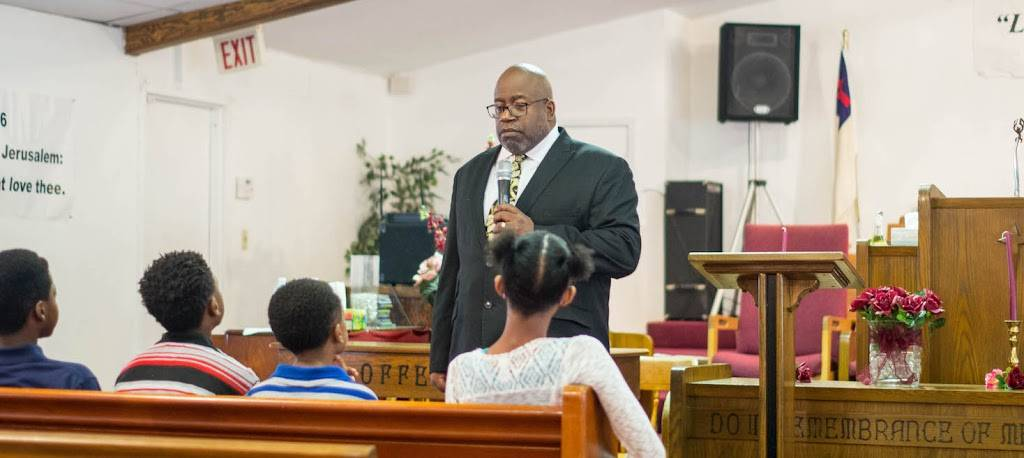 Greater Trinity Baptist Church - church  | Photo 1 of 2 | Address: 731 NE 4th St, Oklahoma City, OK 73104, USA | Phone: (405) 840-6351