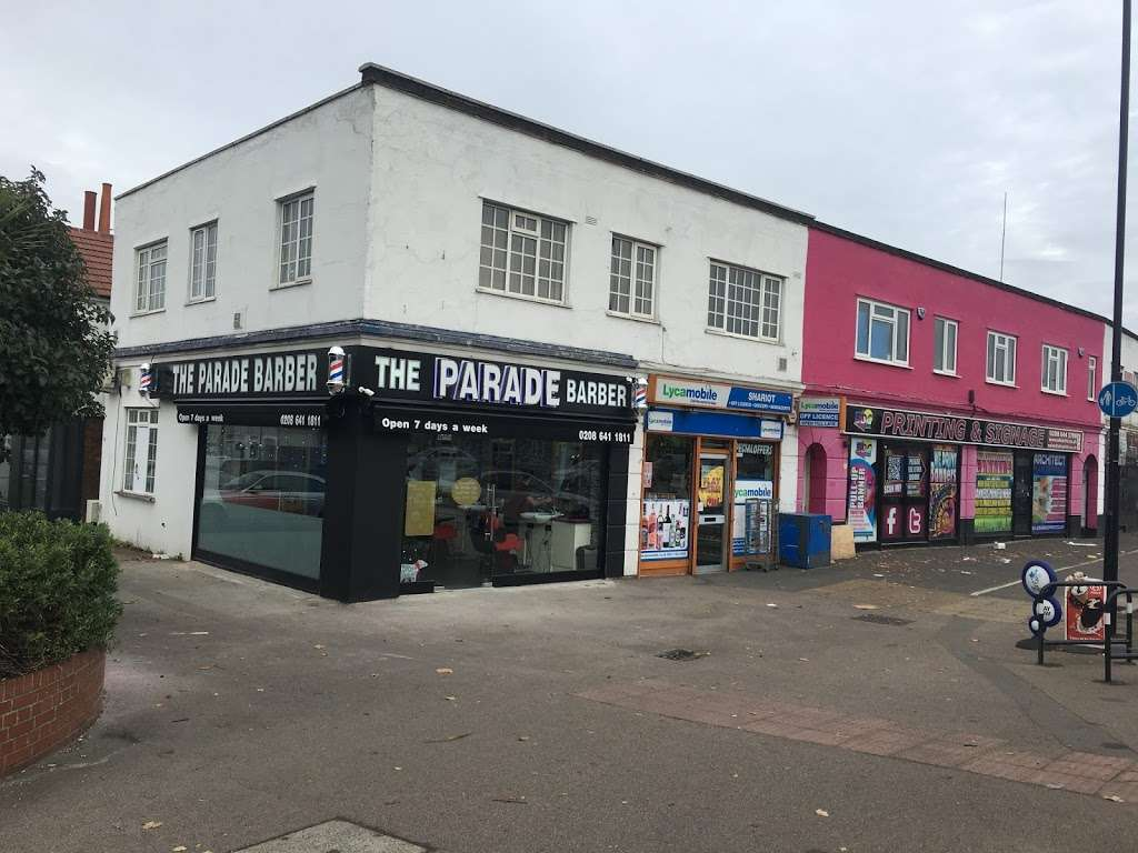 The Parade Barber - hair care  | Photo 3 of 6 | Address: 1 Oldfields Rd, Sutton SM1 2NA, UK | Phone: 020 8641 1811