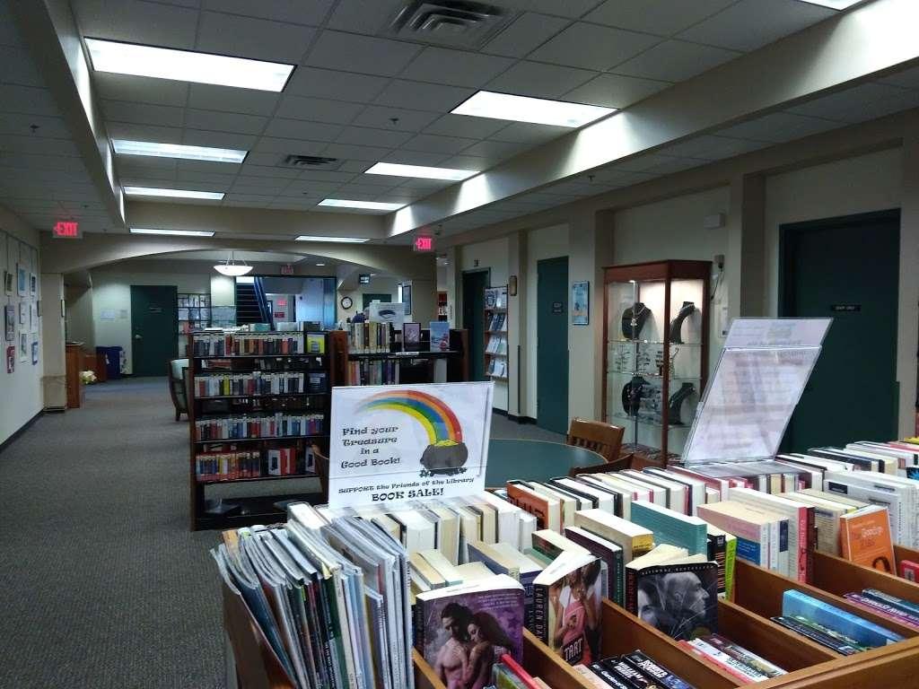 Warren Township Library - library  | Photo 6 of 10 | Address: 42 Mountain Blvd, Warren, NJ 07059, USA | Phone: (908) 754-5554
