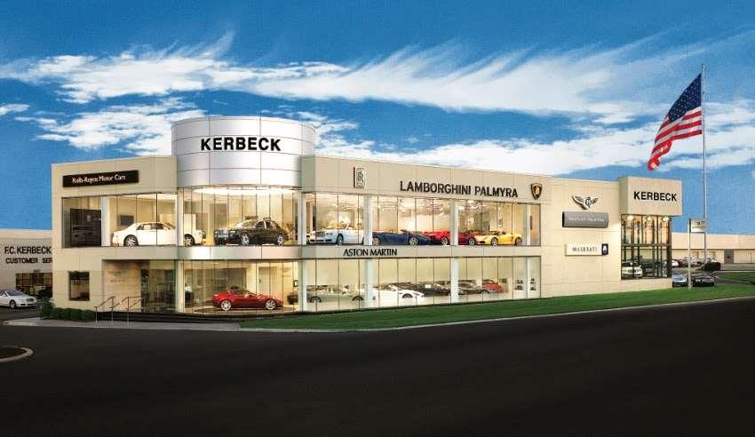 FC Kerbeck Cadillacs - car dealer  | Photo 10 of 10 | Address: 100 NJ-73, Palmyra, NJ 08065, USA | Phone: (877) 545-2003