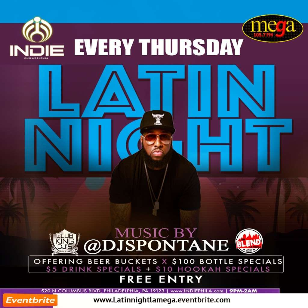 Indie Live Event Complex - night club  | Photo 8 of 10 | Address: 520 Delaware Ave, Philadelphia, PA 19123, USA | Phone: (800) 491-8714