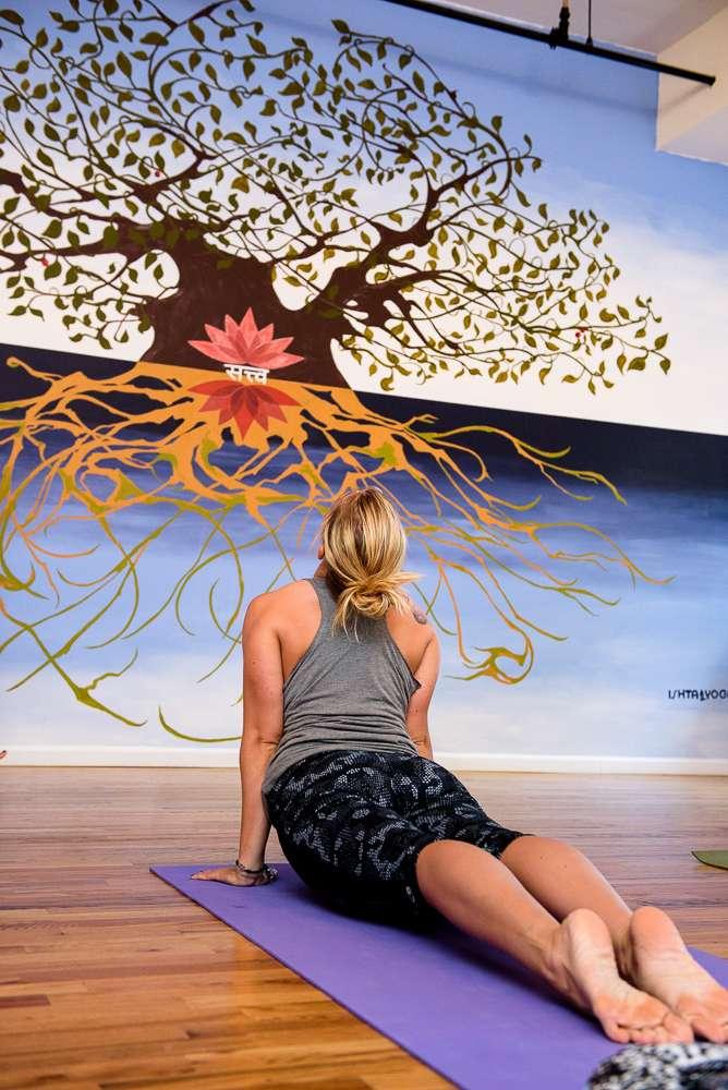 Sattva Yoga Jersey City - gym    Photo 9 of 10   Address: 523 Palisade Ave, Jersey City, NJ 07307, USA   Phone: (201) 839-5242