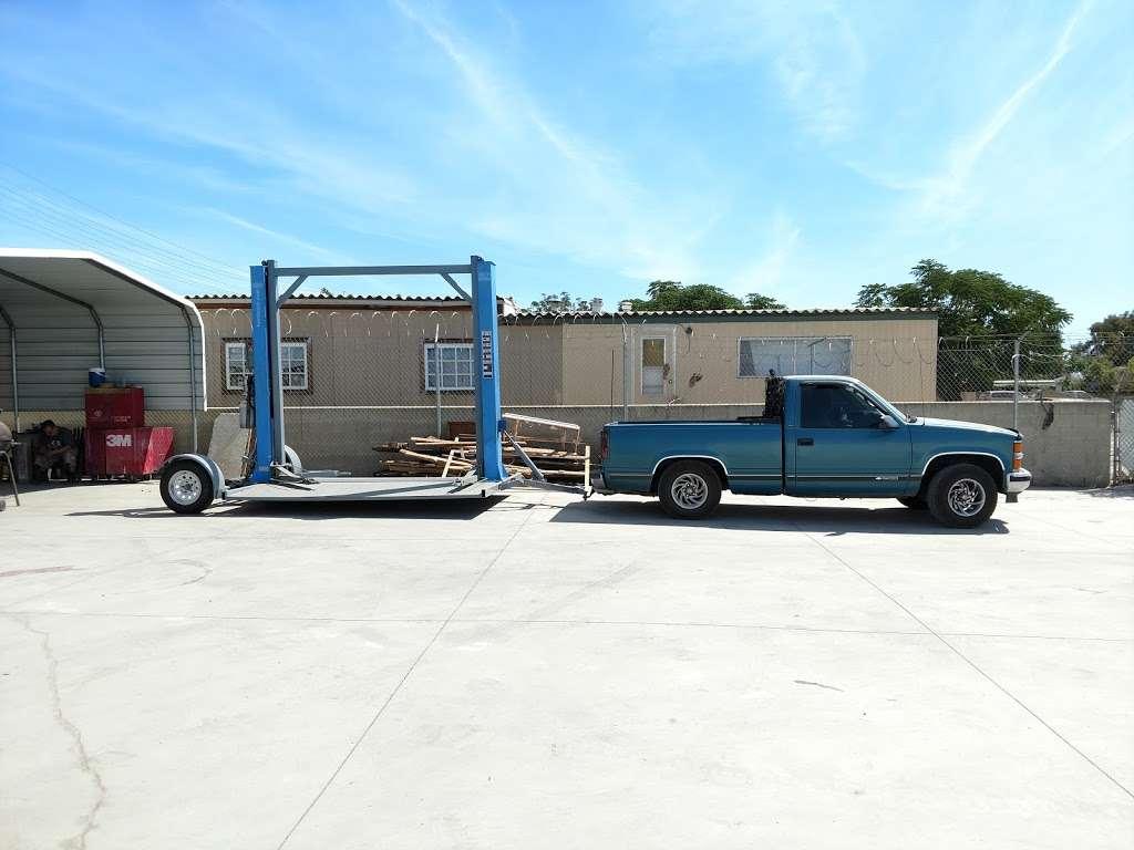 Portable Car Hoist - car repair  | Photo 6 of 6 | Address: 27790 Van Buren Ave, Menifee, CA 92585, USA | Phone: (951) 400-5290