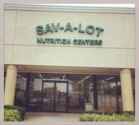 Sav-A-Lot Nutrition Centers - store    Photo 3 of 10   Address: 3105 FL-7, Margate, FL 33063, USA   Phone: (754) 307-1655