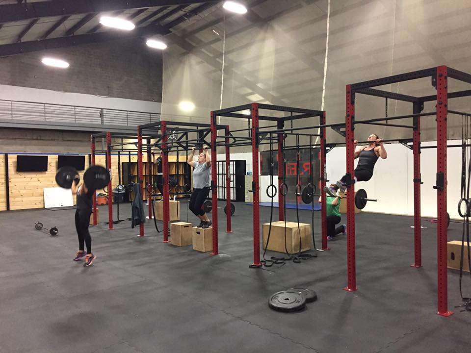 Magna Domos Crossfit - gym  | Photo 1 of 5 | Address: 2710 Hampstead Mexico Rd, Hampstead, MD 21074, USA | Phone: (410) 200-4157