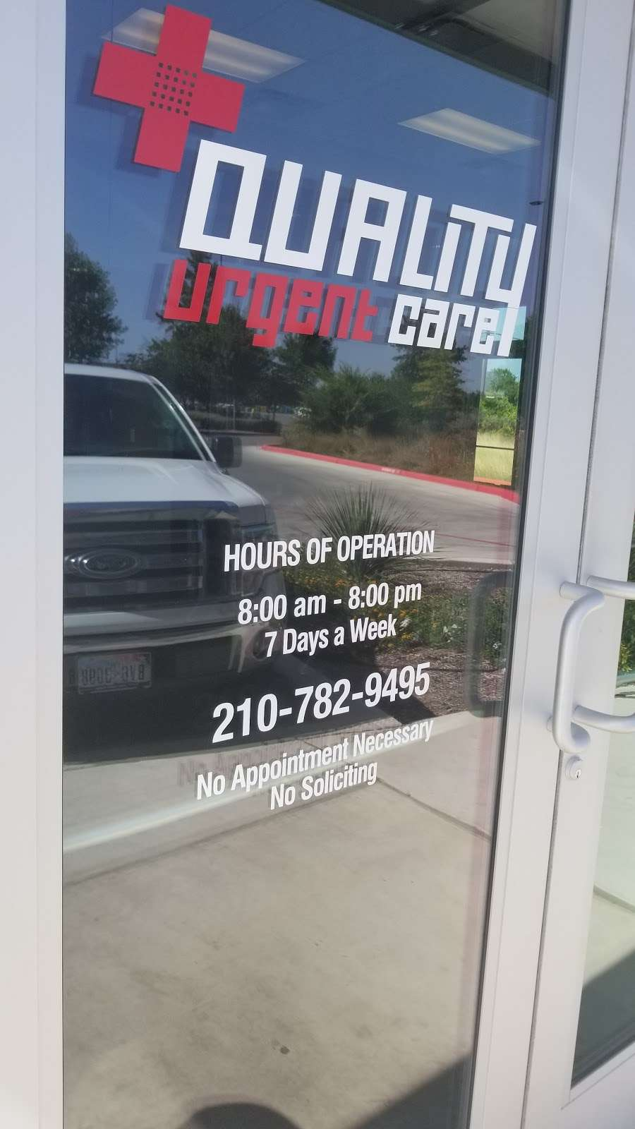 Quality Urgent Care - hospital  | Photo 3 of 6 | Address: 8526, I-35 Ste 101, San Antonio, TX 78211, USA | Phone: (210) 782-9495