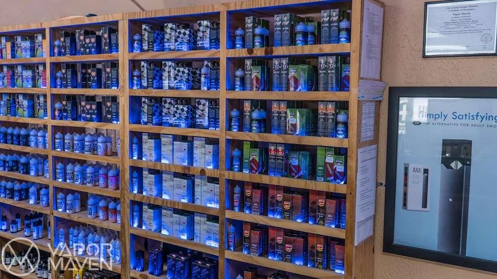 Vapor Maven - Store | 3123 N Belt Hwy, St Joseph, MO 64506, USA