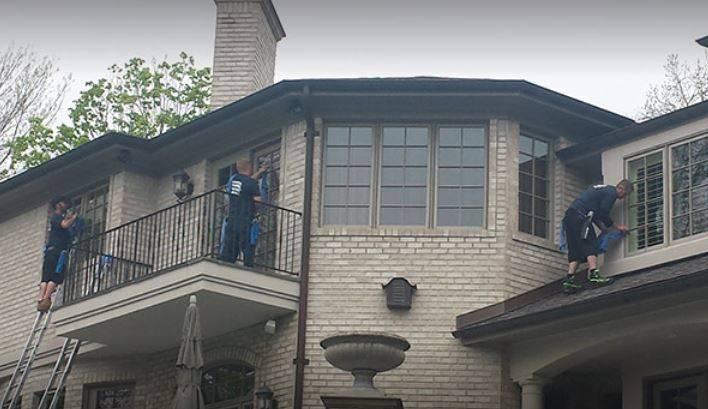 GV Window Cleaning & Glass Repair -   | Photo 3 of 3 | Address: Ridgewood Dr, Grapevine, TX 76051, USA | Phone: (817) 893-2526