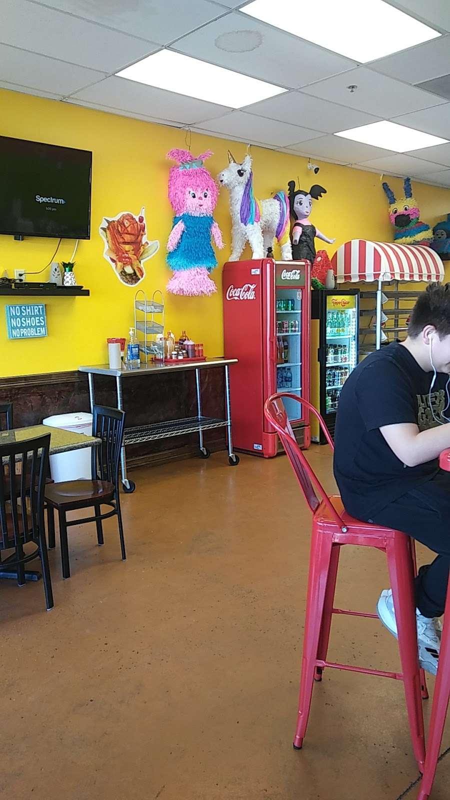 La Pina Fruteria - cafe    Photo 3 of 9   Address: 9902 Potranco Rd, San Antonio, TX 78251, USA   Phone: (210) 281-4573