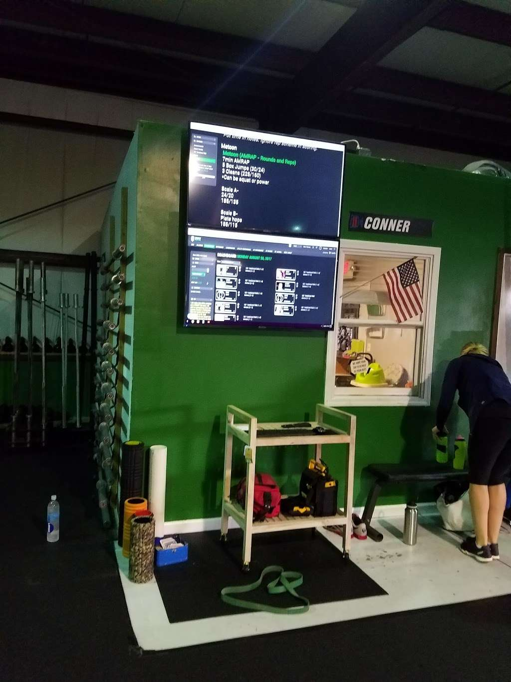 CrossFit Arx - gym    Photo 1 of 6   Address: 1301 N. Industrial Way North, Toms River, NJ 08755, USA   Phone: (609) 384-6380