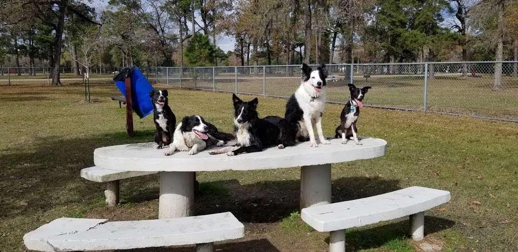 Dog Park at Deussen Park, 12303 Sonnier St, Houston, TX ...