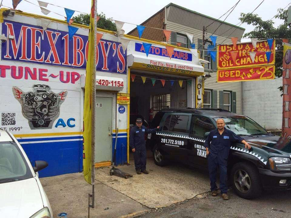 Mex 1 Boys auto repair - car repair  | Photo 1 of 10 | Address: 318 Manhattan Ave, Jersey City, NJ 07307, USA | Phone: (201) 420-1154