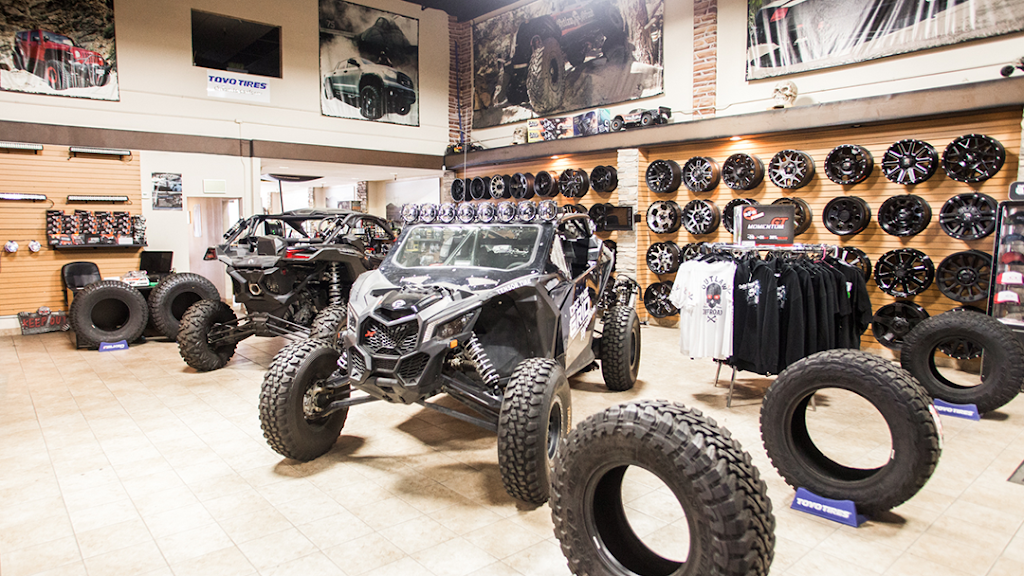 Outlaw Offroad/Off The Grid Equipt - car repair    Photo 2 of 10   Address: 1701 Carnegie Ave, Santa Ana, CA 92705, USA   Phone: (949) 581-5001