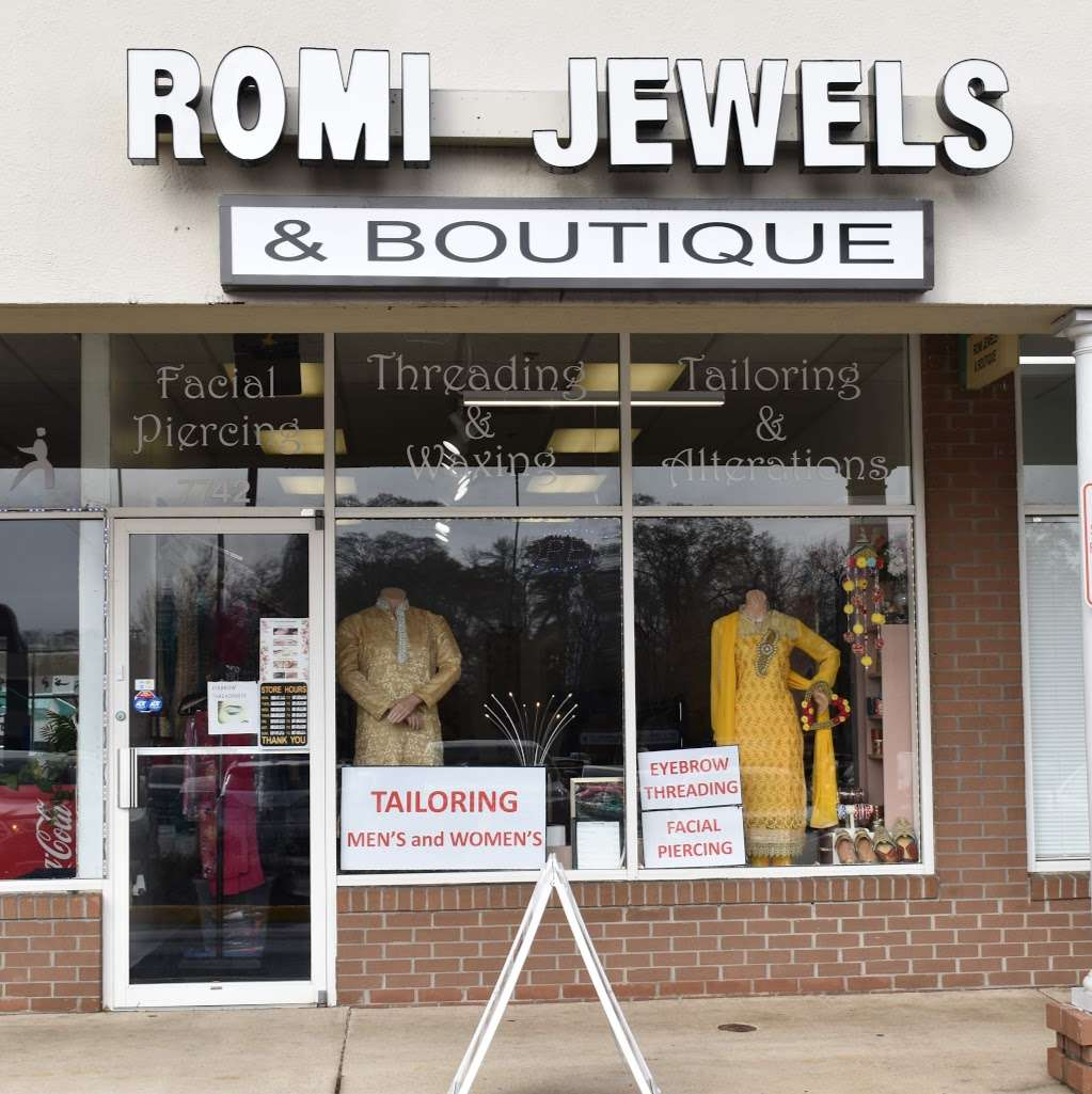 Romi Jewels and Boutique - Jewelry store | 7742 Gunston
